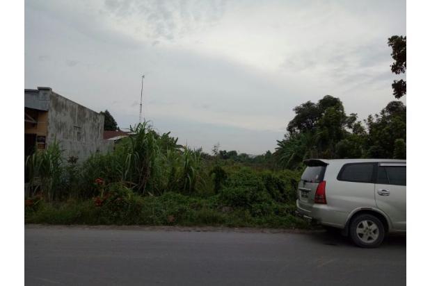 Dijual Tanah di Pinggir Jalan Besar Pasar 8 Tembung Medan 13244076