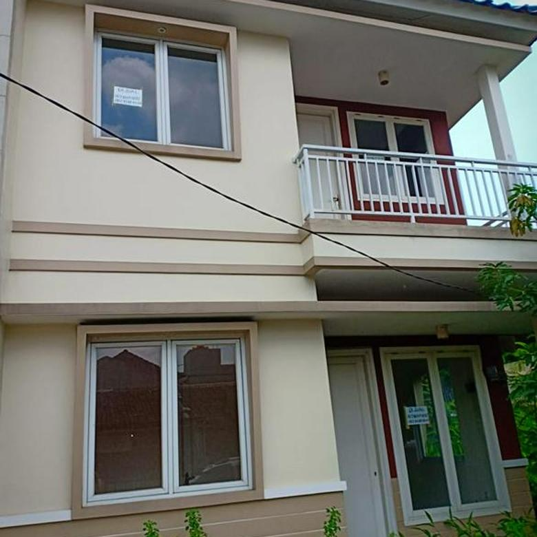 Rumah Hoek Minimalis 2 Lantai Pondok Surya Ciledug