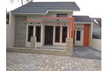 Rumah Dijual Jl Kabupaten Yogyakarta Dekat Jambon Resto, 600 Juta Nego