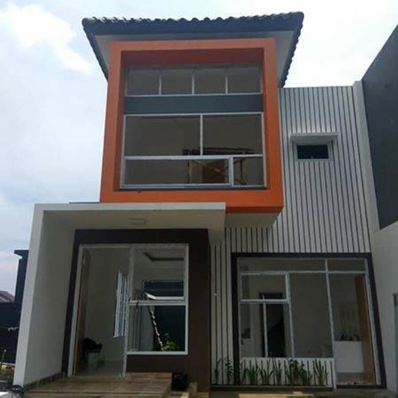 Rumah exclusive 2 lantai di kota Bogor
