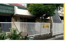 Rumah Asri dekat dgn raya mayjend Sungkono