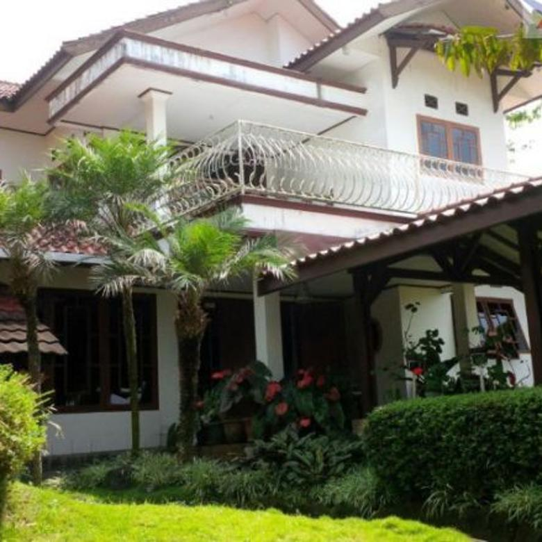 Villa Dijual di Cipanas, Cianjur Siap Huni, Harga Nego