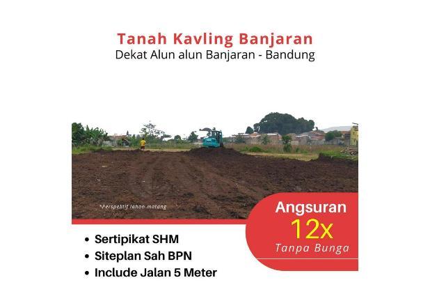 Rp107jt Tanah Dijual
