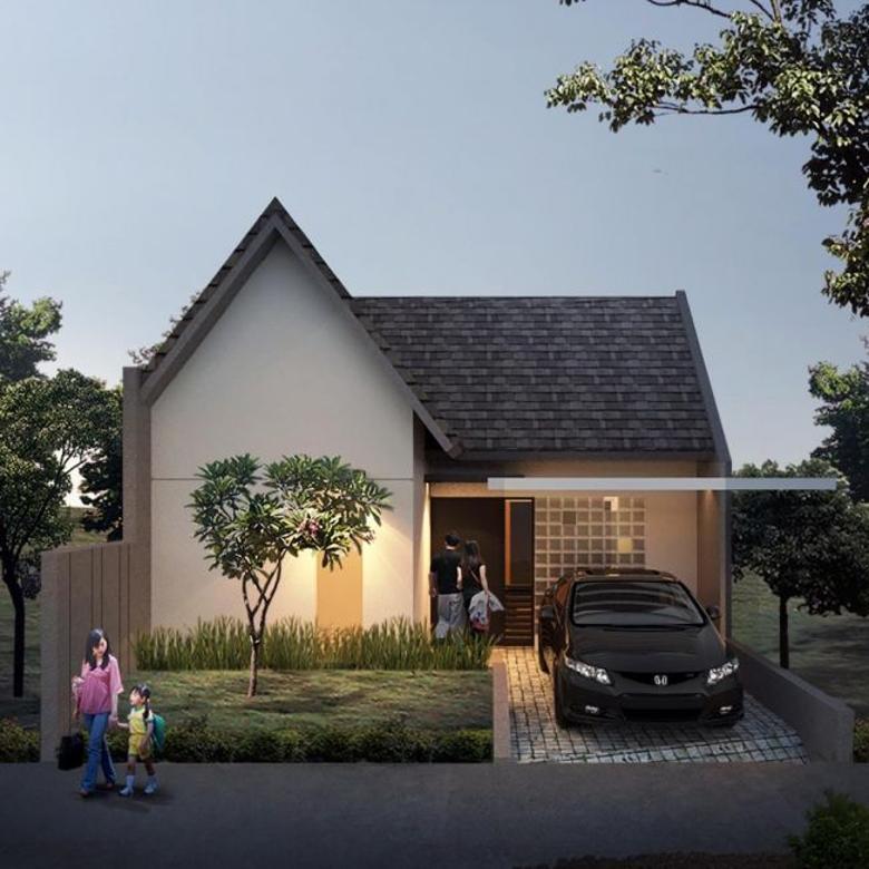 Jual Rumah Baru Cicaheum Jatihandap, View TOP bisa tanpa DP