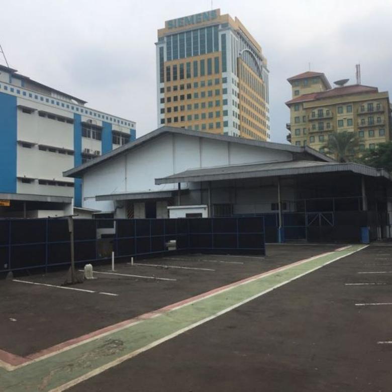 Kavling siap bangun TB Simatupang, Jakarta Selatan, cocok untuk gedung kant