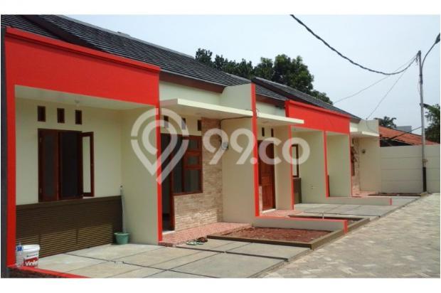 Rumah Baru KPR DP 10 depan graha raya 8058728