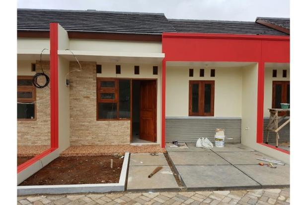 Rumah Baru KPR DP 10 depan graha raya 8058736
