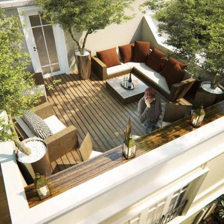 1 Park Homes, Best design by Thomas Elliot, @Jakarta Selatan