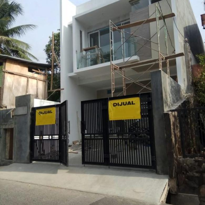 Rumah Baru 2 lantai di Duri Kepa, Jakarta Barat
