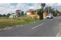 Tanah Potong Roti Lingkungan Villa Di Jalan Intan Permai Kerobokan Seminyak