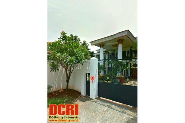 Rumah Syuting Mewah Jakarta Dijual Murah Tanah Luas dg Kolam Renang 12427048