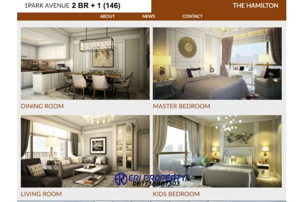 Rp5,12mily Apartemen Dijual