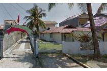 Rumah Hook Pinggir Jalan Di Rawalumbu Bekasi Barat