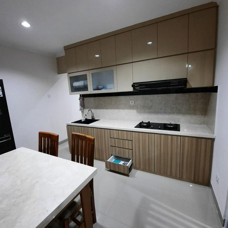 Rumah cantik baru , bersih dan terawat di Illago 3 BR  full renovasi dan siap huni