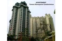 JUAL Harga dibawah NJOP,Apartemen Taman Kemayoran Condominium!