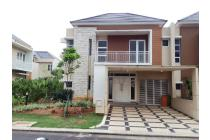 Rumah Hoek Cantik dijual di Cluster Lotus Summarecon Bekasi
