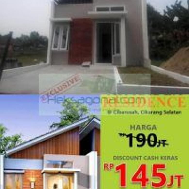 Rumah dijual Perumahan ar radea hks10637