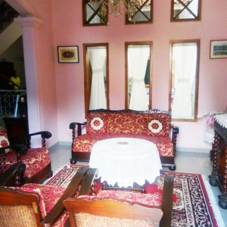 Rumah + Kos Semi Furnish Kawasan Strategis Pasteur Bandung