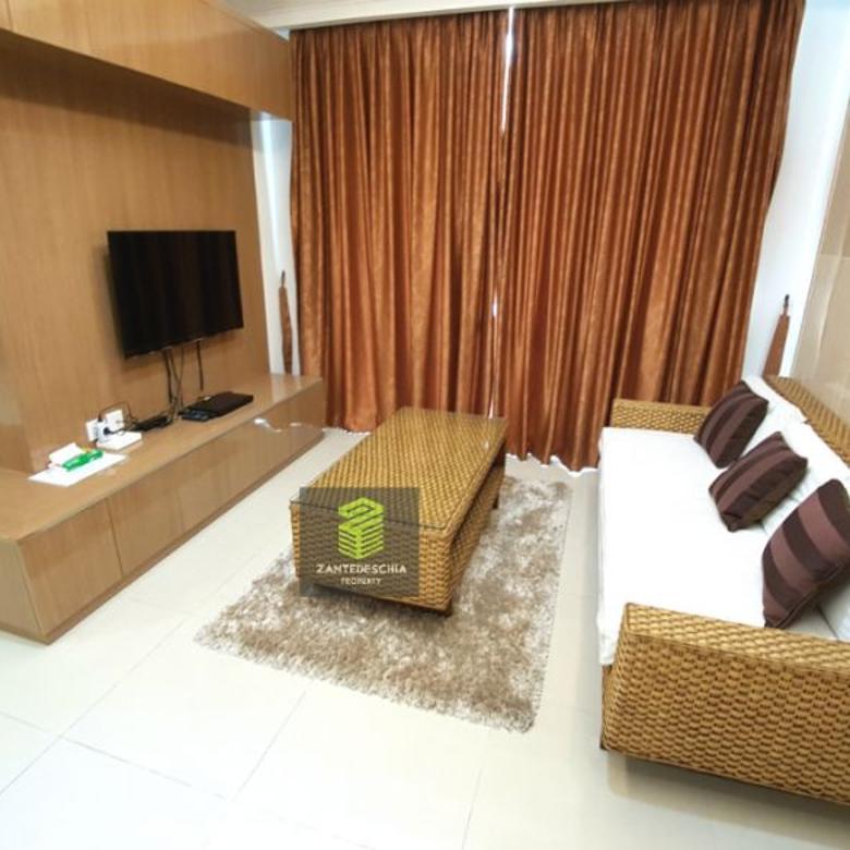DENPASAR RESIDENCE 2 BEDROOM FOR RENT AT KUNINGAN CITY JAKARTA