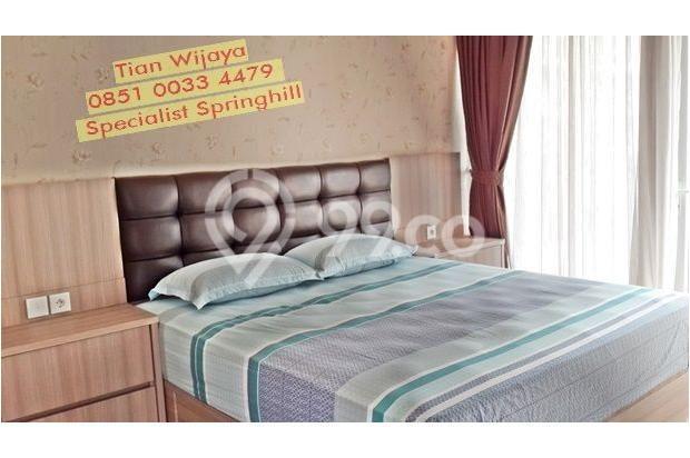 DISEWAKAN Apartemen Springhill Kemayoran (165m2) 2+1 Br – View Golf & City 11951830