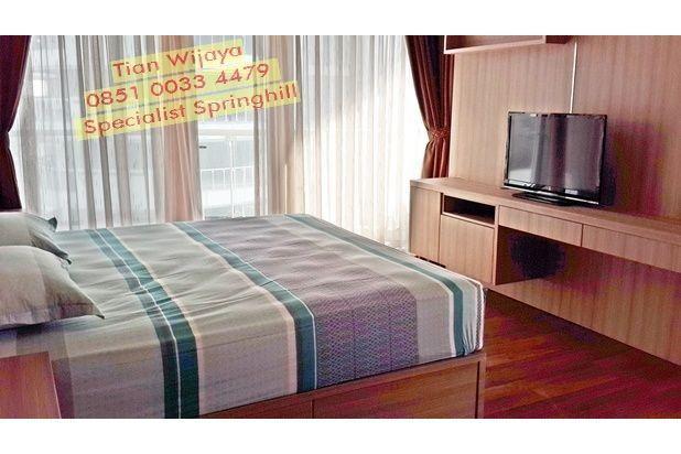 DISEWAKAN Apartemen Springhill Kemayoran (165m2) 2+1 Br – View Golf & City 11951828