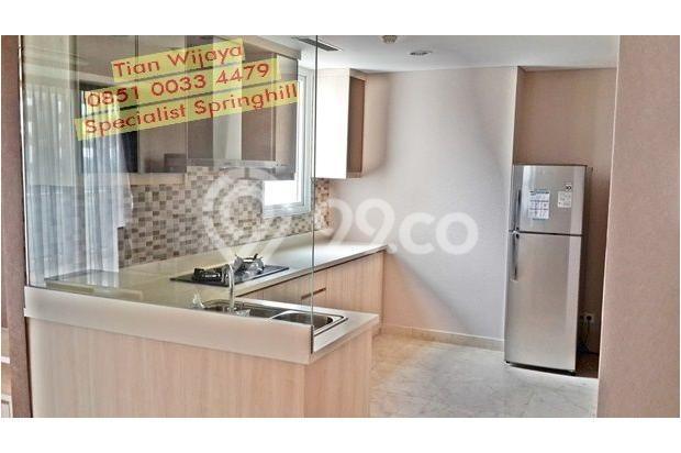 DISEWAKAN Apartemen Springhill Kemayoran (165m2) 2+1 Br – View Golf & City 11951832