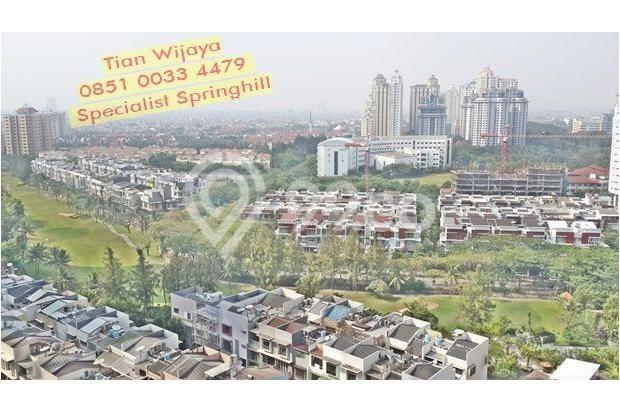 DISEWAKAN Apartemen Springhill Kemayoran (165m2) 2+1 Br – View Golf & City 11951836