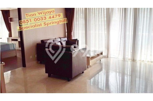 DISEWAKAN Apartemen Springhill Kemayoran (165m2) 2+1 Br – View Golf & City 11951835