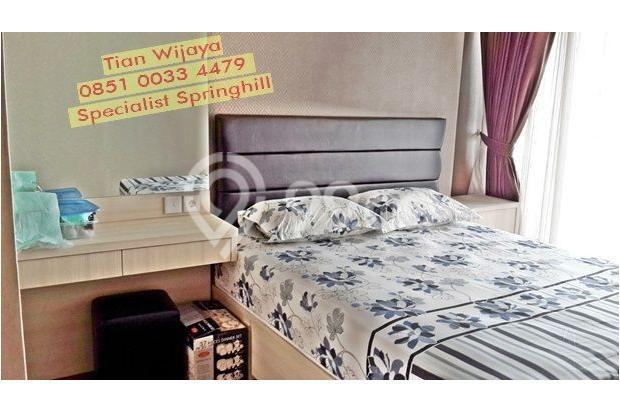 DISEWAKAN Apartemen Springhill Kemayoran (165m2) 2+1 Br – View Golf & City 11951834