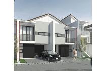 Rumah Exclusive 2 lantai Harga Paling Ekonomis di Jatikramat