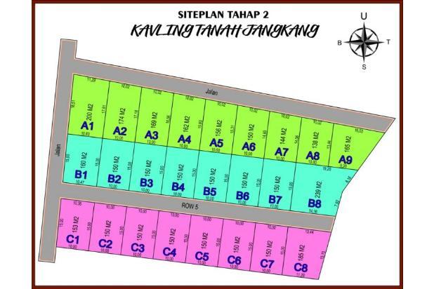 Rp393jt Tanah Dijual