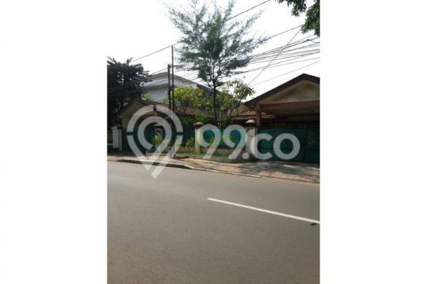 Dijual Rumah Siap Huni Depan Jalan Raya di Tebet, Jakarta Selatan 12398533