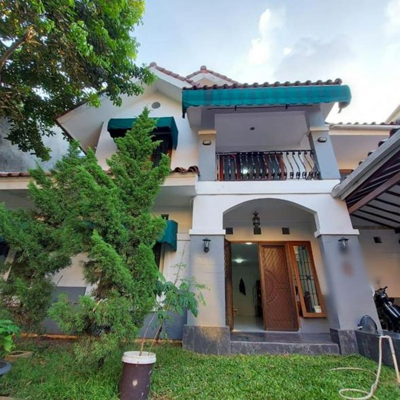 Rumah Sangat Asri Siap Huni di Bintaro