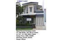 Dijual Rumah Bagus Kertajaya Indah Regency Surabaya