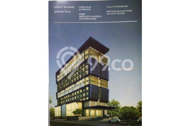Apartemen Fully Furnished Harga 700 Jutaan IPB Dramaga Bogor 17342055