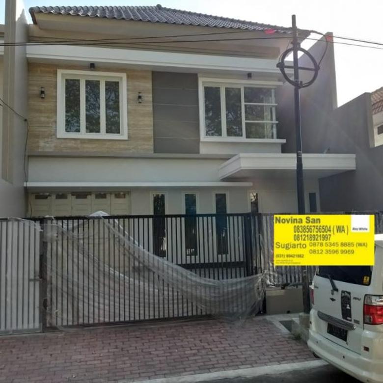 Dijual rumah baru minimalis di Putat Indah - Surabaya Barat
