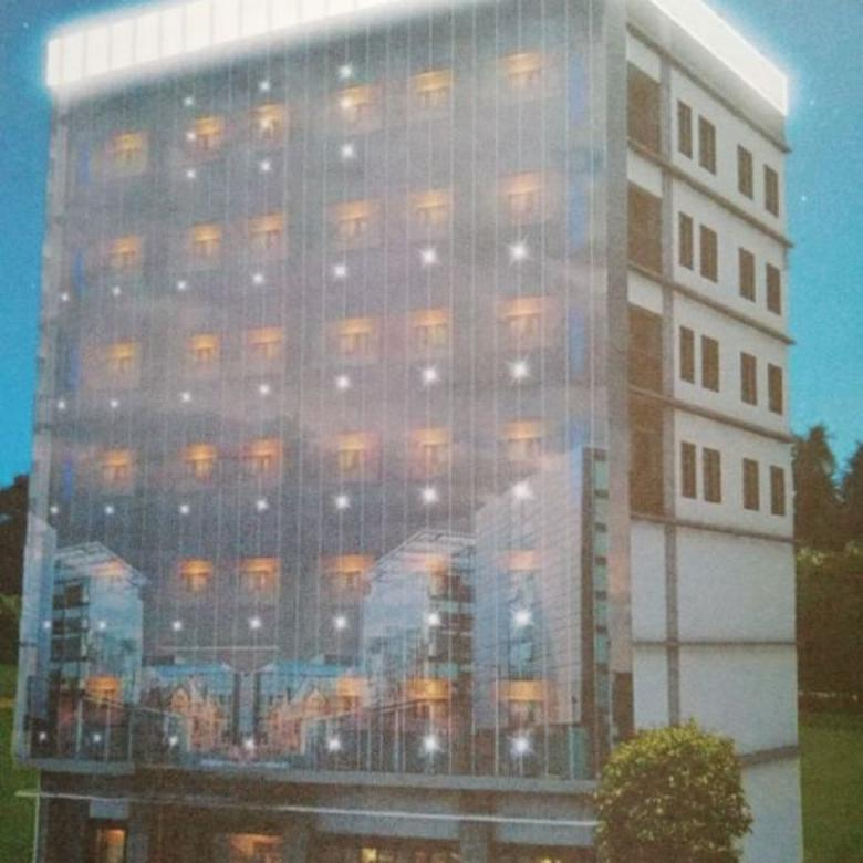 Dijual Hotel Grand Novena, 82 Kamar, Mangga Besar