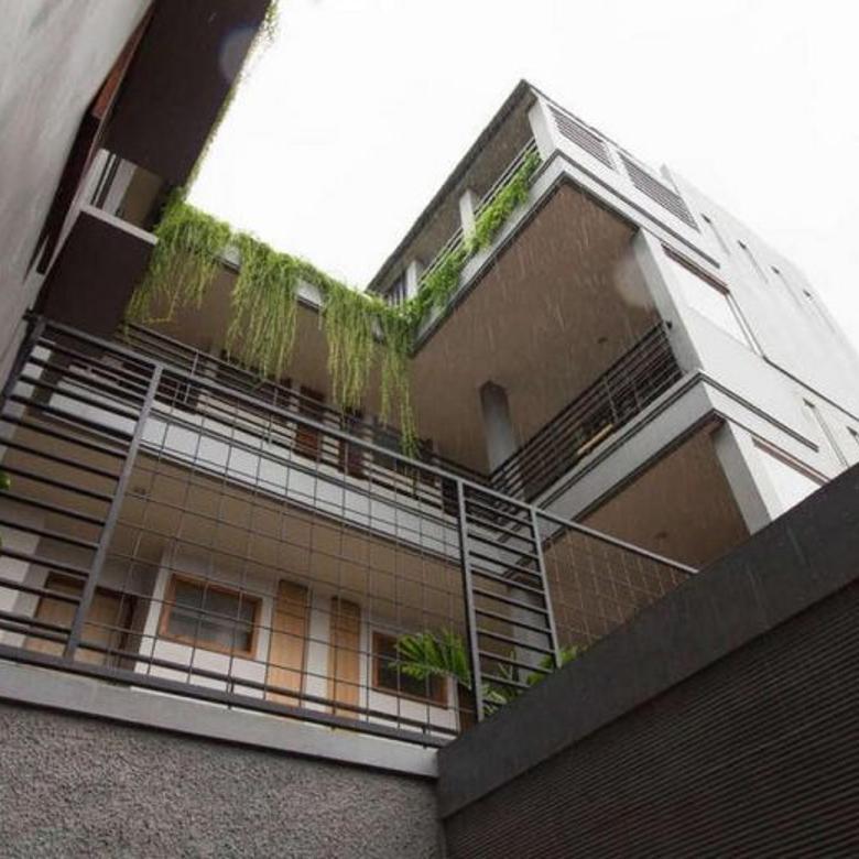 Rumah Kost di jual di Cipete Kebayoran Baru Jakarta Selatan