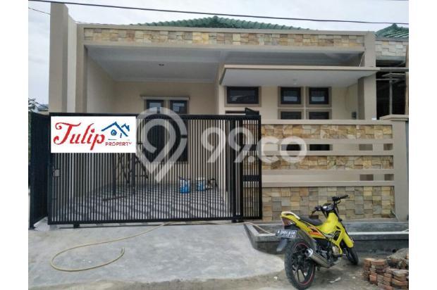 Rumah Siap huni Full Renovasi di Harapan indah 14371510