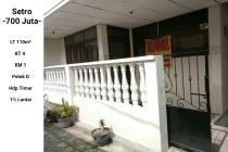 Dijual rumah setro surabaya timur