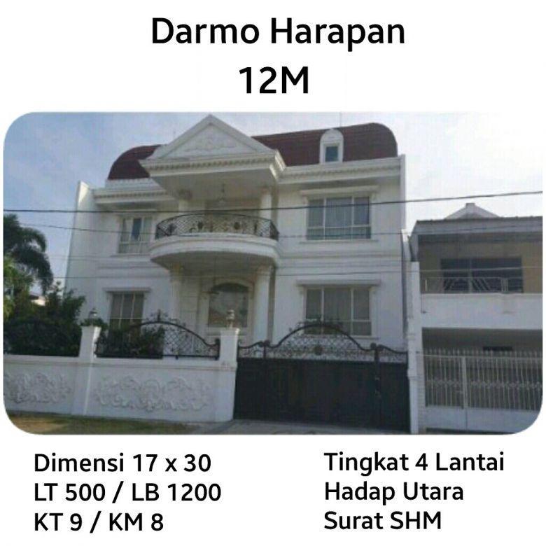 Rumah Siap Huni Darmo Harapan Indah Surabaya Barat