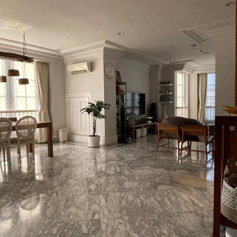 * Apartment Permata Hijau ( Gedung Putih ) Kebayoran Lama Jakarta Selatan*