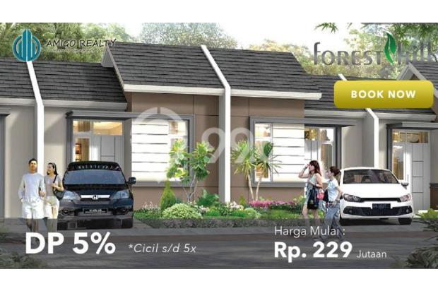 Forest Hill Serpong, Rumah Murah Dekat Stasiun Kereta 13872748