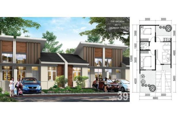 Forest Hill Serpong, Rumah Murah Dekat Stasiun Kereta 13872757