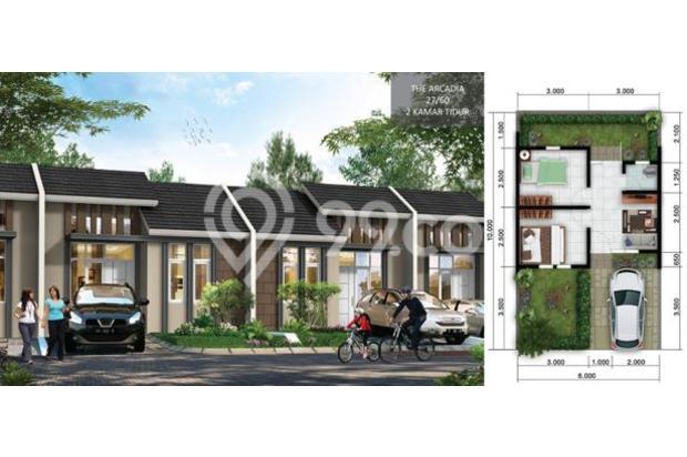 Forest Hill Serpong, Rumah Murah Dekat Stasiun Kereta 13872760