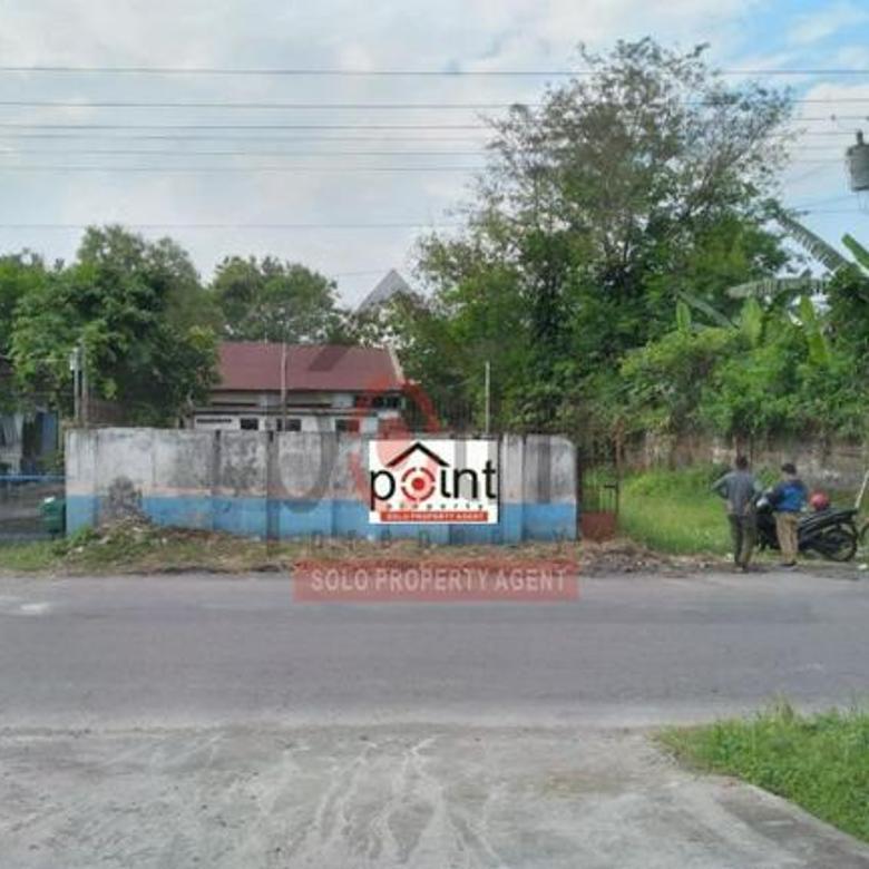 Tanah Pekarangan di Pandeyan Ngemplak Boyolali (ED/TN)