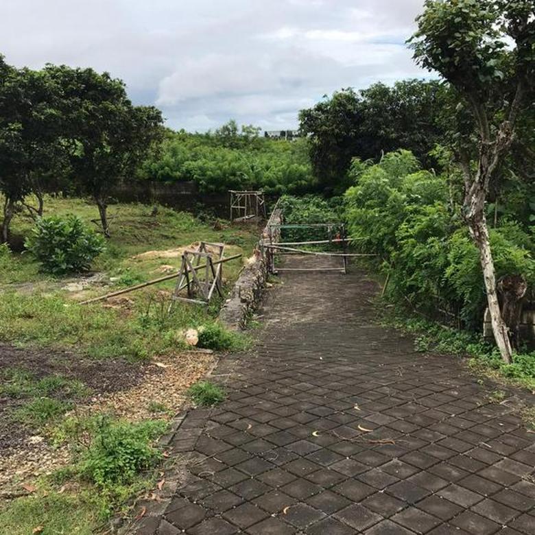 MURAH! Tanah 13 Are di Jl Belimbing Sari, Pecatu