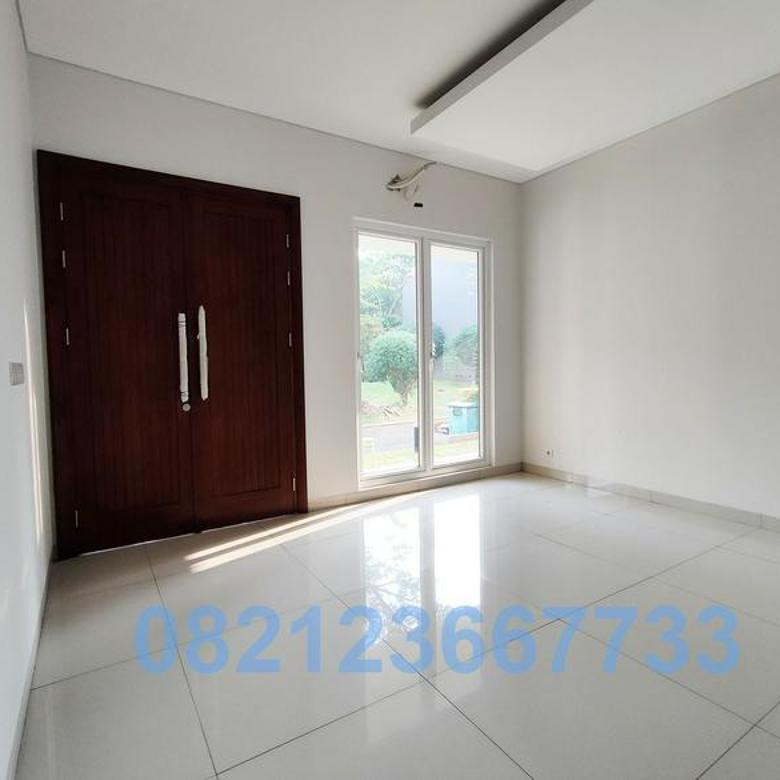 Rumah baru 2 lantai siap huni kamar tidur 4 ada teras samping di The Green-M180