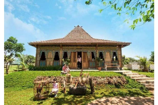 Rumah Baru 2 Lantai Cluster Oakwood di Mutiara Gading CIty Bekasi DP Mulai 14318780