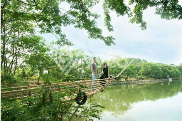 Rumah Baru 2 Lantai Cluster Oakwood di Mutiara Gading CIty Bekasi DP Mulai 14318783